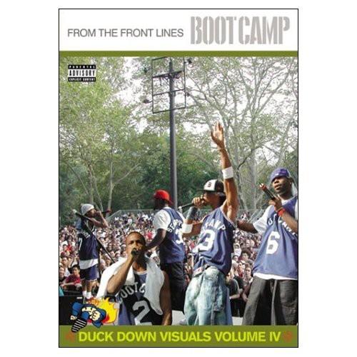 Duck Down Visuals Iv: Boot Camp Clik /  Various