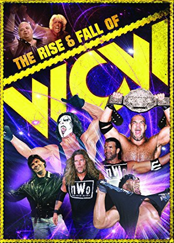 The Rise & Fall of WCW (One Disc)