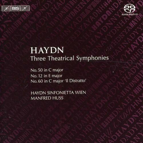 Three Theatrical Symphonies