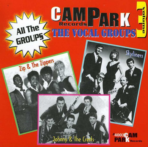Cameo Parkway Vocal Groups, Vol. 3