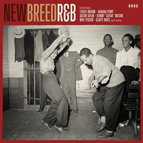 New Breed R&B / Various - New Breed R&B / Various