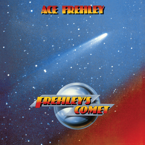 Ace Frehley - Frehley's Comet [Rocktober 2017 Limited Edition Blue/White Marble LP]