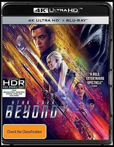 Star Trek Beyond [Import]