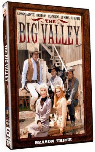 The Big Valley: Season Three