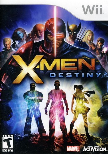 X-Men: Destiny Nintendo Wii