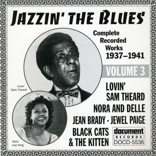 Jazzin the Blues 3 /  Various