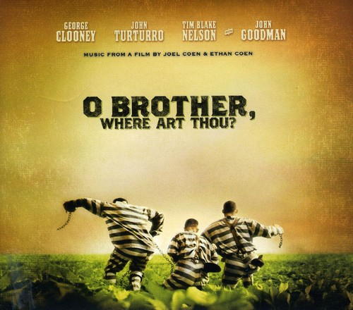 Original Soundtrack-O Brother, Where Art Thou?