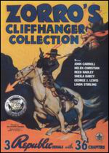 Zorro's Cliffhanger Collection