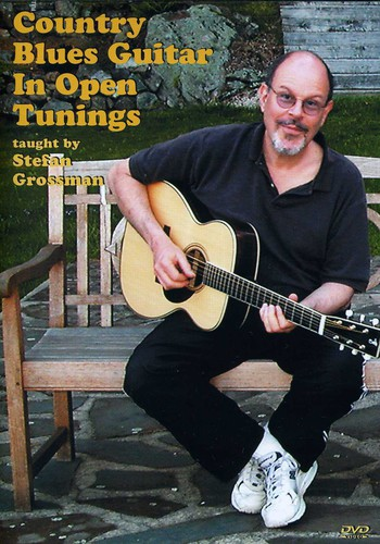 Country Blues Guitar in Open Tunings