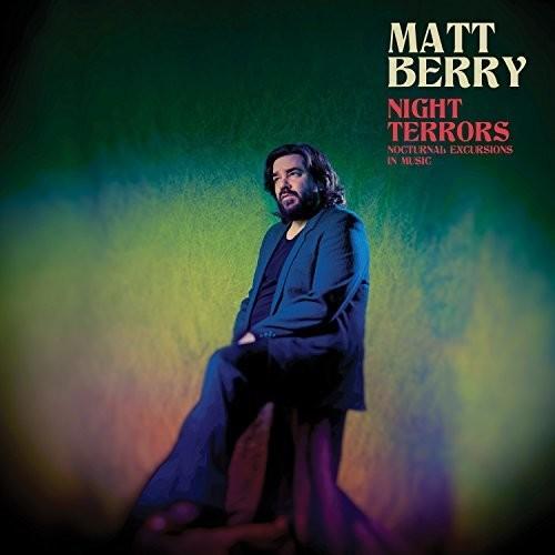 Matt Berry - Night Terrors EP [Import]