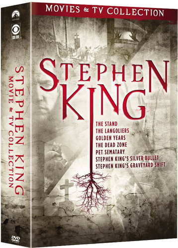 Stephen King TV & Film Collection - Stephen King: Movies & TV Collection