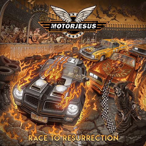 Motorjesus - Race To Resurrection (Dig)