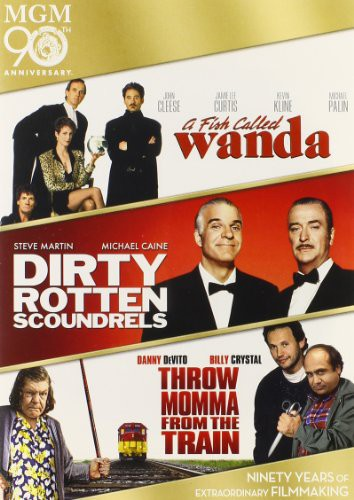 A Fish Called Wanda /  Dirty Rotten Scoundrels /  Throw Momma From the Train