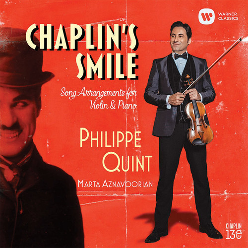 Chaplin's Smile: Song Arrangements Violin & Piano