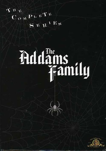 The Addams Family: The Complete Series