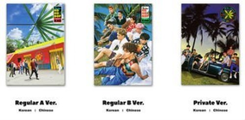 Exo - Vol 4 (The War) (Chinese Version) (Asia)