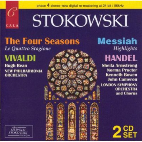 Four Seasons /  Messiah: Vivaldi-Handel