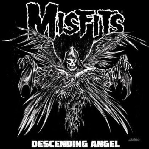 Misfits - Descending Angel / Science Fiction [Vinyl Single]
