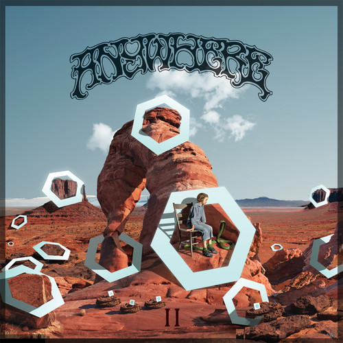 Anywhere - Anywhere [LP]