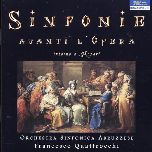 Sinfonie Avanti L'opera Intorno a Mozart