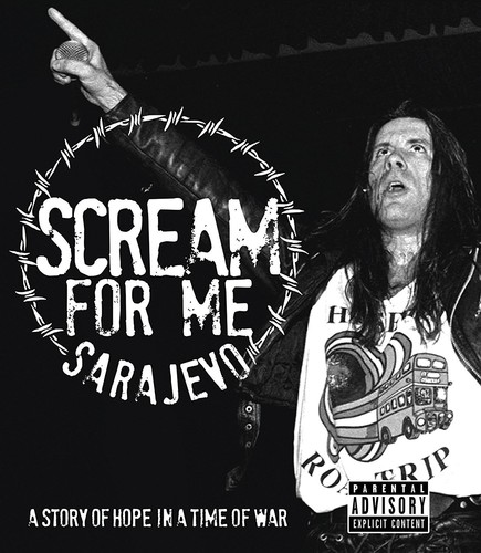 Bruce Dickinson - Scream For Me Sarajevo [DVD]