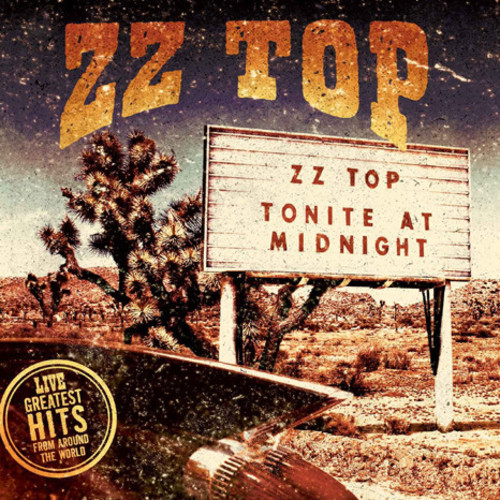 ZZ Top - Live: Greatest Hits From Around The World [2LP]