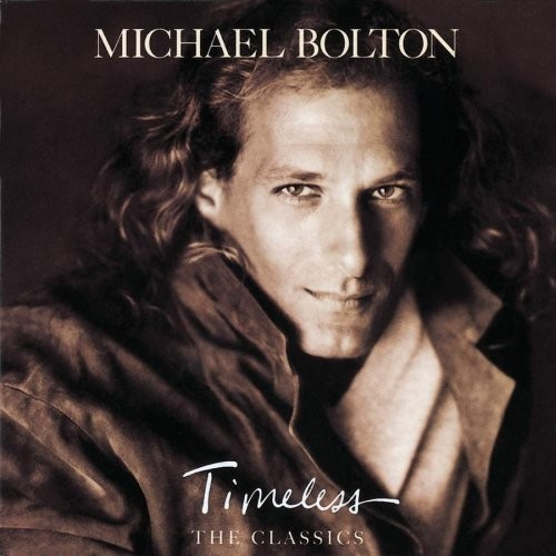 Michael Bolton-Timeless