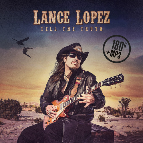 Lance Lopez - Tell The Truth [LP]