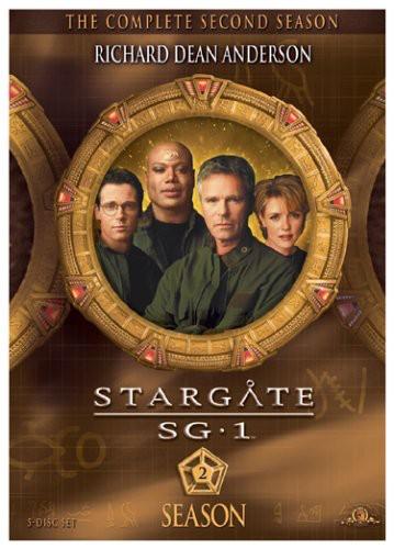 Stargate SG-1: The Complete Season 02