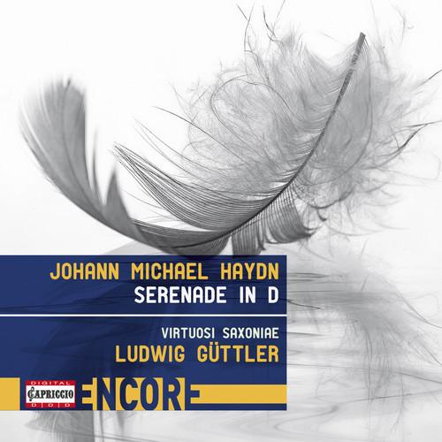 Bach/Telemann/Krebs/Reger/Thie - Haydn: Serenade In D