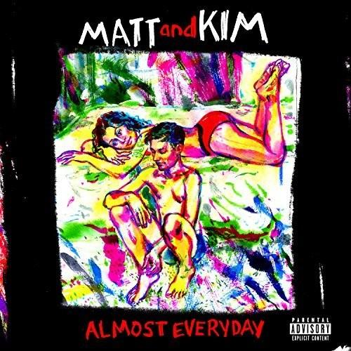 Matt & Kim - Almost Everyday [Red LP]
