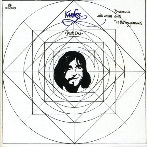 The Kinks - Lola Vs The Powerman & The Monkey Go Round [Import]