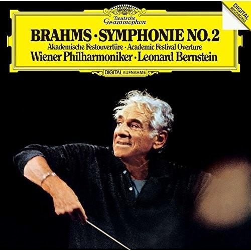 Brahms: Symphony No.2 /  Academic Fest