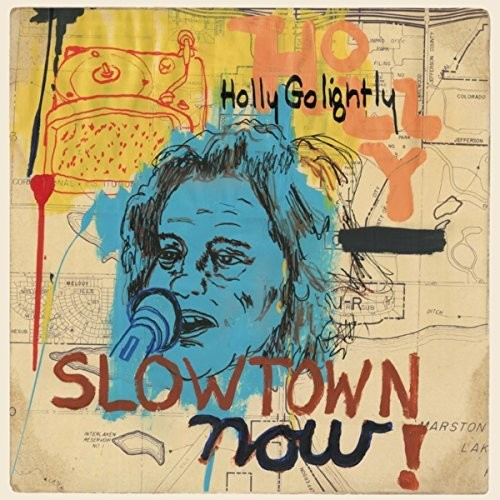 Holly Golightly - Slowtown Now! [Vinyl]