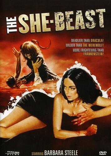 The She-Beast (Revenge of the Blood Beast)