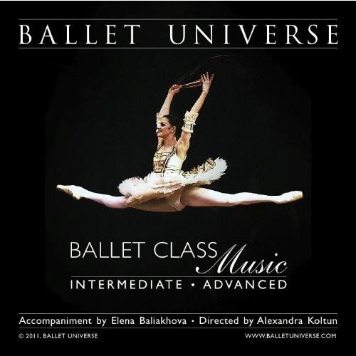 Ballet Class Music Intermediate/ Advanced Directed By A.Koltun