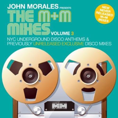 The M and M Mixes Vol. 3 - Part A