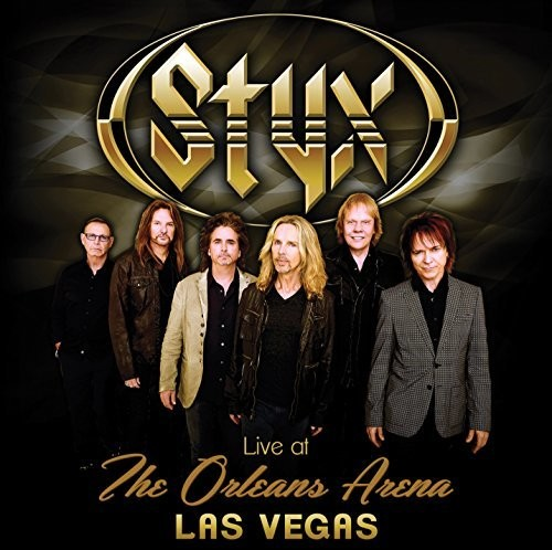 Styx - Live At The Orleans Arena Las Vegas (Shm) (Jpn)