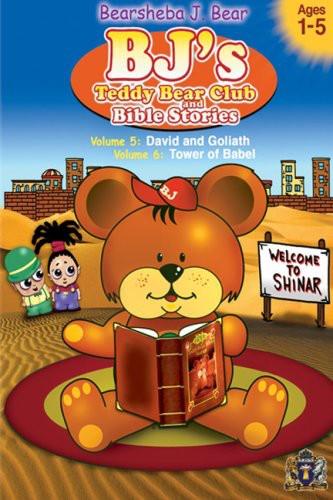 BJ's Teddy Bear Club & Bible Stories 5 & 6