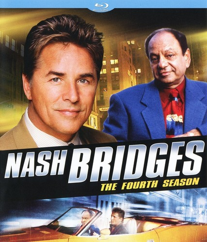 Nash Bridges: The Fourth Season