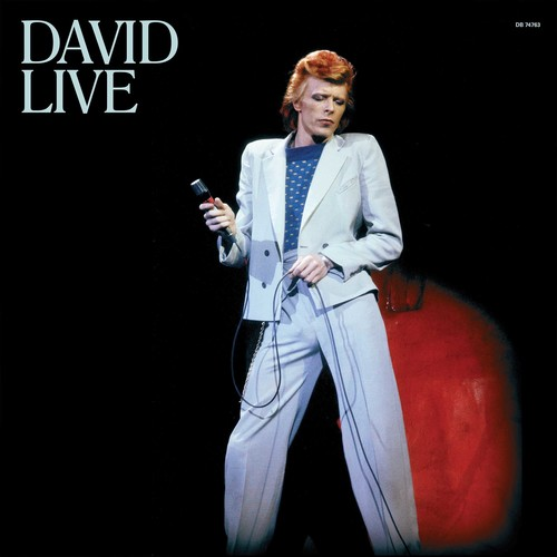 David Bowie-David Live (2005 Mix)