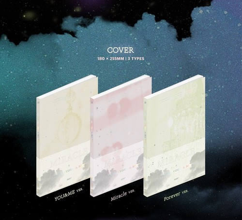 Got7 - Vol 3 Repackage Album: Present You & Me Edition (A B C Version)