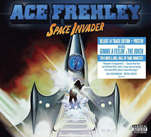 Ace Frehley - Space Invader [Deluxe]