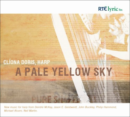 Pale Yellow Sky