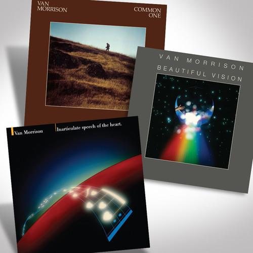 Van Morrison Vinyl Bundle