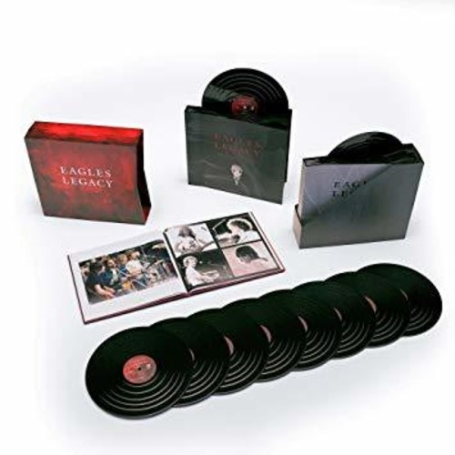 Eagles - Legacy (Box) [Remastered]