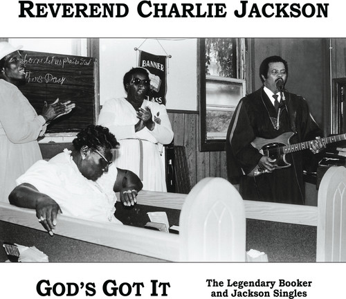 God's Got It: The Legendary Booker and Jackson Singles (Re-mastered Expanded Edition)