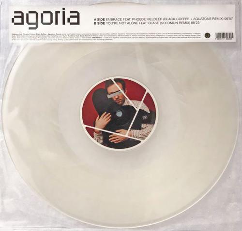 Agoria - Embrace & You're Not Alone Remixes [Vinyl Single]