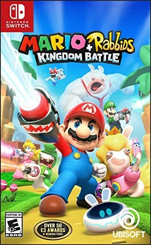 Swi Mario + Rabbids - Mario + Rabbids for Nintendo Switch