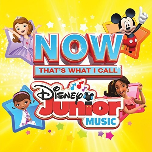 Now That's What I Call Music! - NOW Disney Jr.
